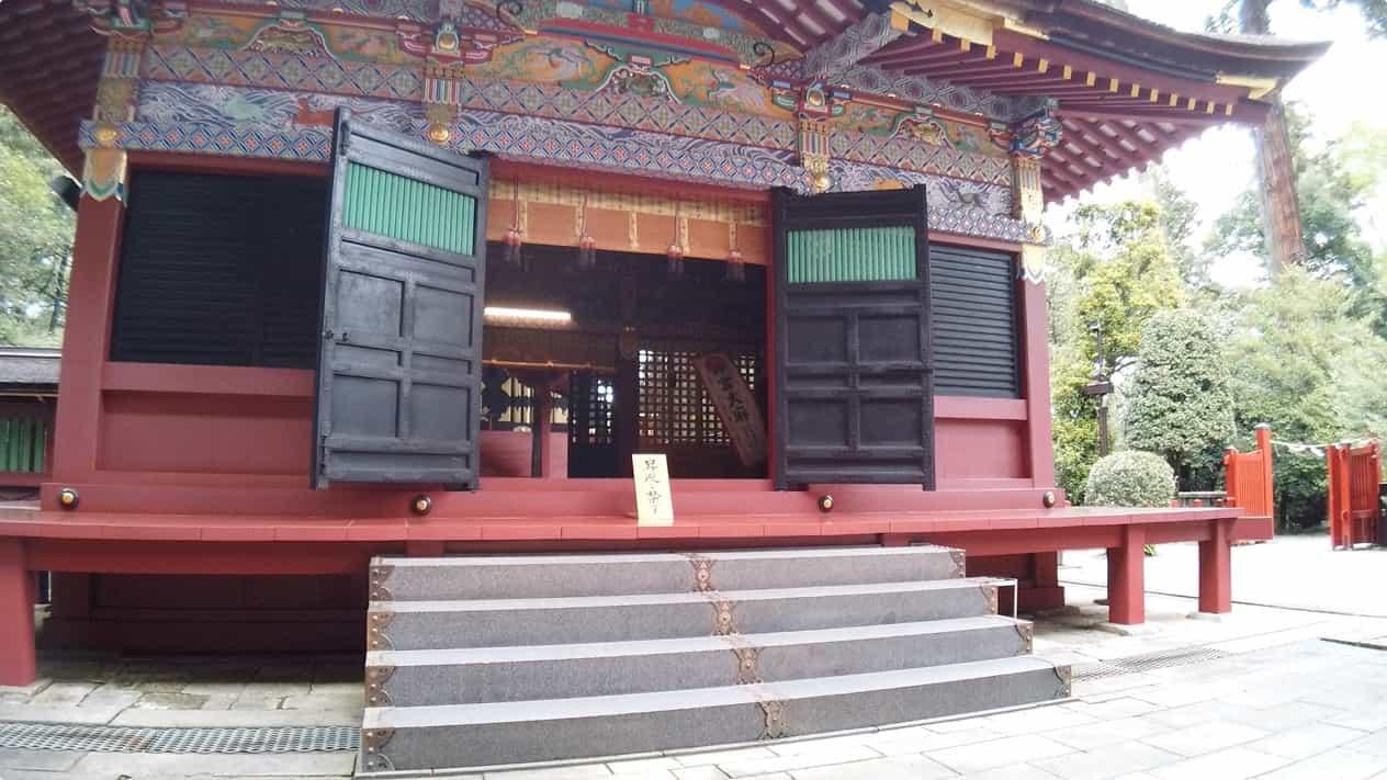 上野国一之宮貫前神社
