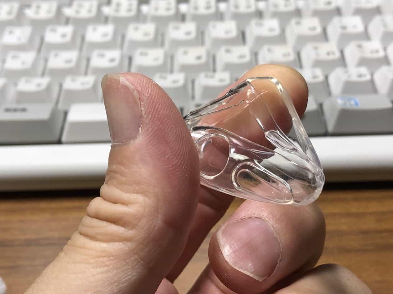 Apple Watchの液晶保護具