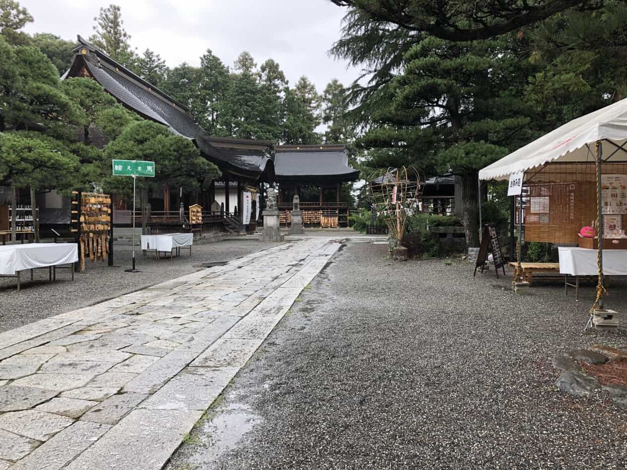 甲斐国一宮浅間神社