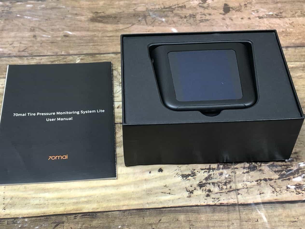 Xiaomi 70mai タイヤ圧力センサー