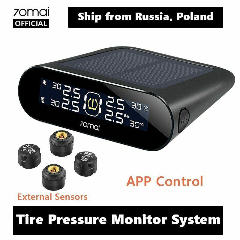 70mai タイヤ空気圧モニタリングシステム