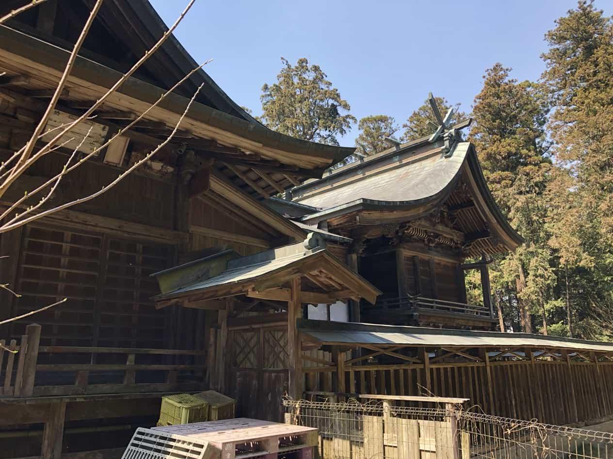 栃木大神神社
