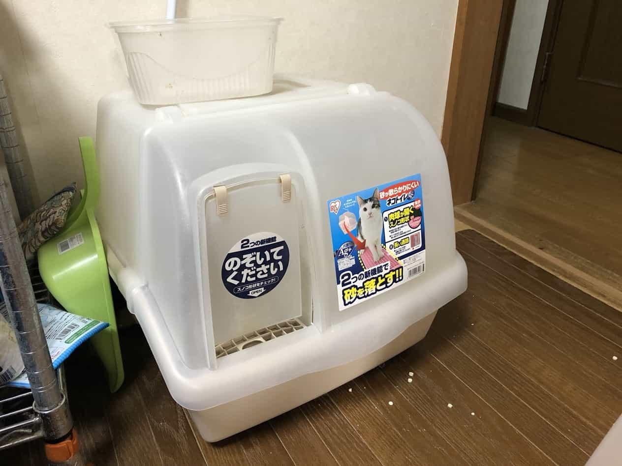 猫トイレのなんちゃってIOT