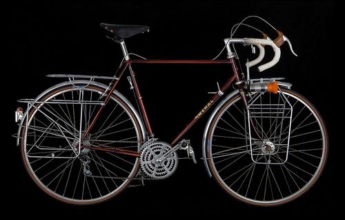 カッコイイ自転車に泥除けってあり?
