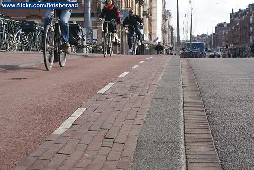 オランダに自転車乗りに行きたくなりました