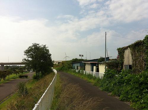 渋川から本庄まで障害物無しほぼノンストップで走れる(2)