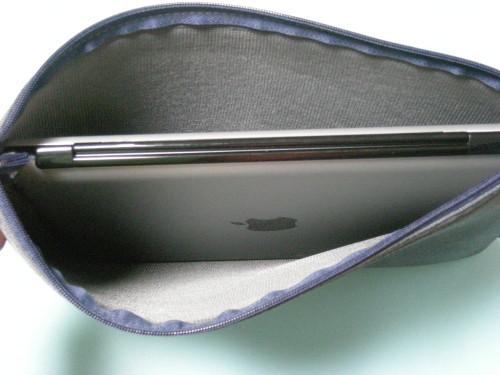 iPadケース大きさ最適化