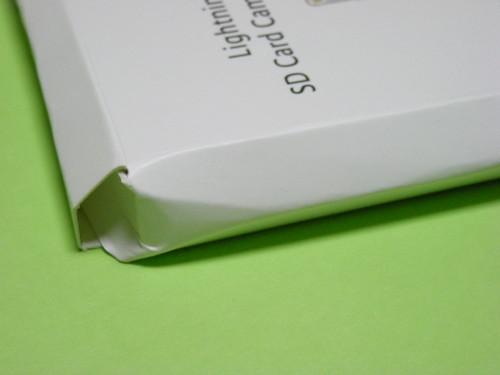 SDカードとlightning接続