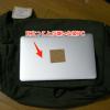 ひらくPCバッグは高価だし品薄だったからPCの入る雑納を検討してみては