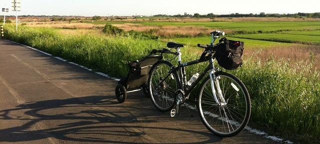 荒川北岸サイクリング