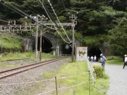 碓氷峠熊ノ平駅跡