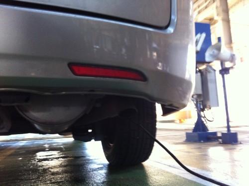 排気ガス検査プローブ