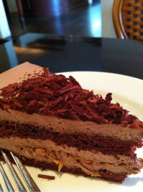 松江クーランデエールのケーキ