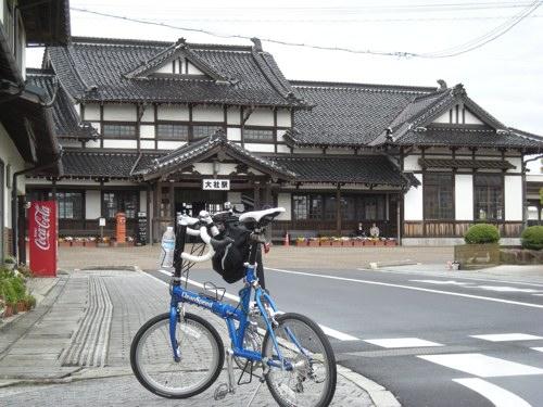 鉄道マニアじゃないけど興味深い旧出雲大社駅