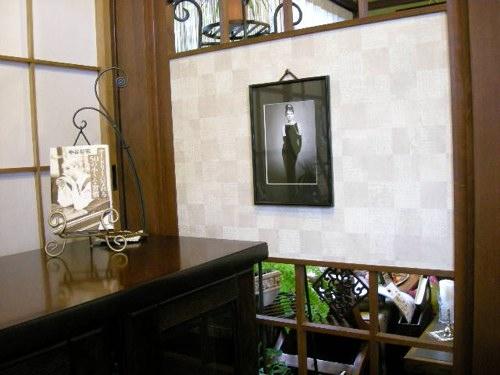 行田音時計の個室席