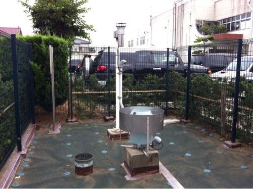館林市気温観測機械