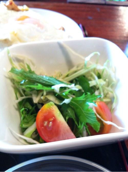 タイ料理シャム サラダ