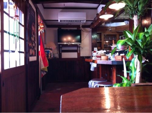タイ料理シャム入口すぐ